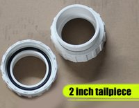 Wholesale 2 inch LX pump joint tailpiece and union nut for spa and swimming pool pump