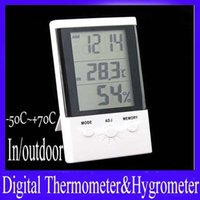 Wholesale indoor thermometer outdoor thermometer HX household thermometer C to C