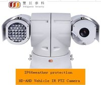 Wholesale FG P megapixel HD AHD Vehicle IR PTZ Camera RS485 control IP66 weather protection