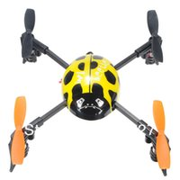 Wholesale Piece V939 Beetle ladybird CH RC Ghz axis D GYRO UFO Mini Helicopter Aircraft Quad XCopter Quadcopter