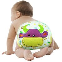 Wholesale 1 x Newest Toilet Pee Potty Training Pants Cloth Diaper Underwear Babysuits For Baby Boy Girl