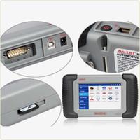 asian scan - Original Autel MaxiDAS DS708 Scan Tool Automotive Diagnostic System Auto Scanner DS Support US EU Asian Cars