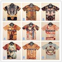 hip hop t-shirt - 3PCS Unisex T shirt D Hip Hop T Shirts D Short Sleeved Harajuku Tee D Camiseta Men D T Shirts Men Summer Tees