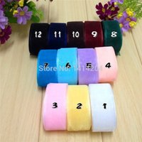 Wholesale 5pcs X1000mm Mixed Color printed Polyester Grosgrain Ribbon Fits Headwear Making