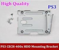 Wholesale High Quality for ps3 CECH x Series Super Slim Hard Disk Drive hdd Mounting Bracket order lt no track