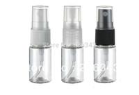 Cheap 10ML plastic transparent spray bottle or toilet water bottle with mist sprayer