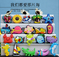 Wholesale Creative Cartoon Animals Refrigerator Magnet Baby Early Education Fridge Magnets stick Children s Toys Spring Hot Sale