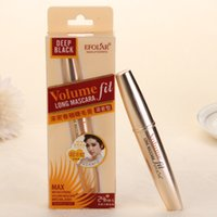 Cheap Wholesale-BIG !!! Mascara Makeup Mascara For The Eyes Lash Growth 1pcs Black Perfect Curling Curl Secret 8ml