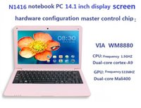 Wholesale N1416 notebook computer inch laptop GB Flash GB memor X HD in screen android operating system a laptop