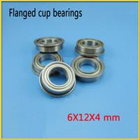 Wholesale 6 mm flange bushing MF126ZZ bearing ball bearings
