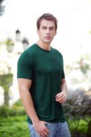 lycra t shirt - The new summer men s T shirt sleeve elastic Lycra cotton rice word Korean cultivating bamboo charcoal fiber