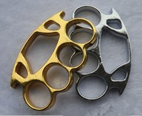 Wholesale 1pcs STRIKER FATBOY METAL BRASS KNUCKLE DUSTER BUCKLE COPPER