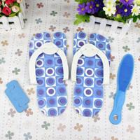 Wholesale DHL hotel supplies disposable slippers Cheap pedicure Color Salon spa flip flops chinelo branco100