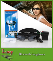 Cheap For Samsung mp3 bluetooth sunglasses for iphone Best Bluetooth Headset Wireless bluetooth sunglass dvr with radio