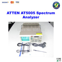 Wholesale ATTEN AT5005 Spectrum Analyzer kHZ to MHz dBm to dBm V V