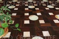 art parquet flooring - Acid branch wood mm and jade mm mmWood flooring Parquet flooring Medallion wooden floor living room Art flowers