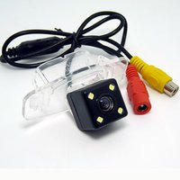 Wholesale CCD Car Rear View Camera with LED light for Honda Accord Civic