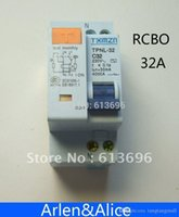 Wholesale DPNL P N A V HZ HZ Residual current Circuit breaker with over current and Leakage protection RCBO A5
