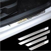 Wholesale VW Volkswagen Golf Golf MK6 MK7 SLIM threshold of special stainless steel door sill