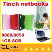 android netbooks - NEW inch mini laptop android via8880 netbooks GB GB with wifi freeshipping