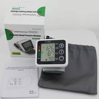 big monitors - New Big Screen Digital Wrist Blood Pressure Monitor Heart Beat Meter
