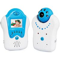 Wholesale 1 inch blue ordinary baby monitor G wireless monitor built in lithium electricity Especially suitable for baby monitor