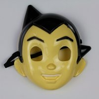 Cat/Gatto Mask astro boy mask - Astro Boy Mask Greatest Astro Adventures Kids Birthday Party Mask Masquerade Mardi Gras Mask One Size Fit Most Adult and Children