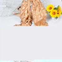 air india - From India Hijab Characteristics Of Retro Folk Style Jacquard Multicolor Warm Long Shawl J Air Conditioning