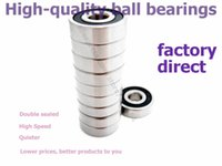 Wholesale Factory Direct High quality deep groove ball bearing double rubber sealing cover RS bearing mm