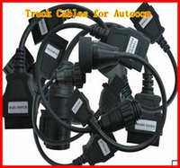 Wholesale DHL Truck Cables for Autocom Full Set