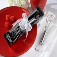 Wholesale Wedding Favors quot Whisked Away quot Heart Whisk Favors
