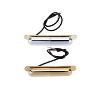guitar parts - Top Quality Copper Chrome Electric Guitar Pickup Single Coil Lipstick Tube Pickup Durable Guitar Parts Accessories I1287