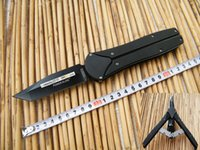 glide - Black Tanto Powerglide Folding Knife with Belt Clip Power Glide Tanto Blade Stealthy Black Handle Stainless Steel Blade