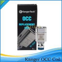 Cheap occ coils Best Kanger OCC Coil