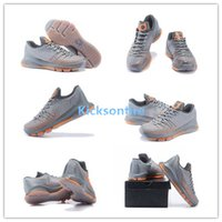 beige slate - Kevin Durant KD VIII Slate Grey Orange Sneaker Men s Sports Basketball Shoes