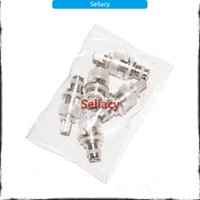 Cheap DHL Evod mt3 coil electronic cigarette atomizer evod mt3 coils E Cigarette Coils gs h2 coil head for MT3 EVOD Atomizer Clearomizer