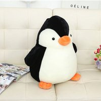 Wholesale plush toy Cute cartoon children puzzle penguin doll creative personality birthday Christmas gift lovers baby toys penguin