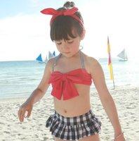 Cheap Girl FROZEN Best Two-piece 9T-10T Swimwear