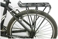 Wholesale Disc BrakeCycling Bike Rack Rear Bicycle Carrier Luggage Carrier Bicycle Accessories