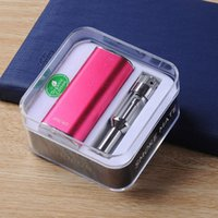 air electronics - Ecig kits istick w with gs air ml atomizer thread Eleaf Istick W Electronic Cigarette vape mods with USB Cable Chargers