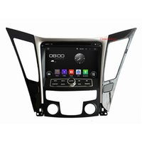 Wholesale Quad Core HD x600 Android Car DVD for Hyundai Sonata with Radio GPS Navigation Built in DVR Wifi Free G Map