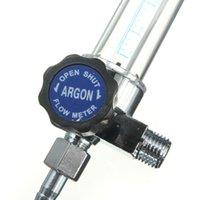 argon flow meters - _ PT MPA Thread mm Barb Argon Gas Flow Meter Welding Regulator