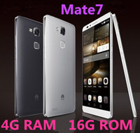 Wholesale new unlocked phone Huawei Ascend Mate Phone Octa Core Android Smartphone GB RAM G ROM quot ips MP with gifts