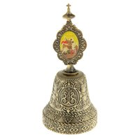 archangel michael gifts - Bell quot George s victory the archangel Michael quot Church gift archaize home office decoration ornaments Metal relief bell