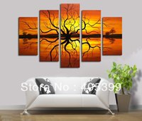oil painting gallery - Huge Gallery Quality Thick Texture Modern Oil Painting On Canvas Wall Art G062