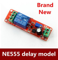 automotive electrical switches - High Quality NE555 delay module monostable switch delay switch V automotive electrical delay order lt no track