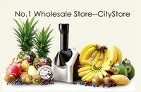 Wholesale fruit ice cream machine yonana ice cream machine ice cream maker banana yoghurt V