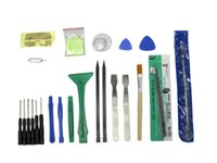 Wholesale 23 in1 Opening Pry Tool Repair moble phone disassemble kit for apple iphone gs s ipod touch tablets