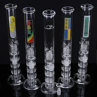Wholesale glass waterpipe bong with oil titanium nail and glass nail