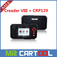 audi for sale - On Sale Launch Creader viii Creader OBD2 code scanner Multi Language online Update DHL FEDEX EMS